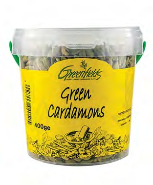 GREENFIELDS GREEN CARDAMOM[CATERING]