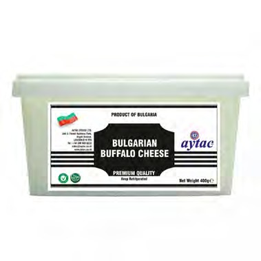 (D)BULGARIAN BUFFALO CHEESE (PVC)